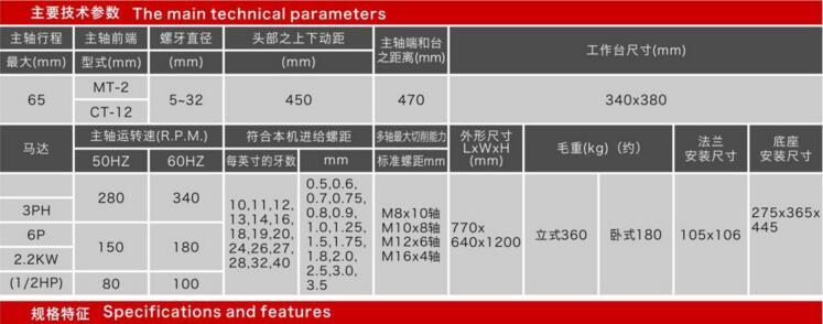 PT6532立式